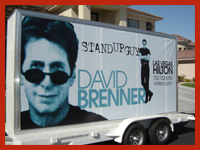 Las Vegas Show Mobile Billboards